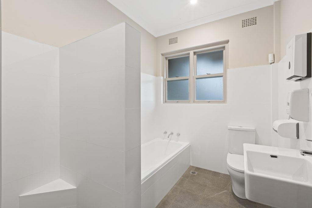 Bathroom Accommodation | Padstow Park Hotel
