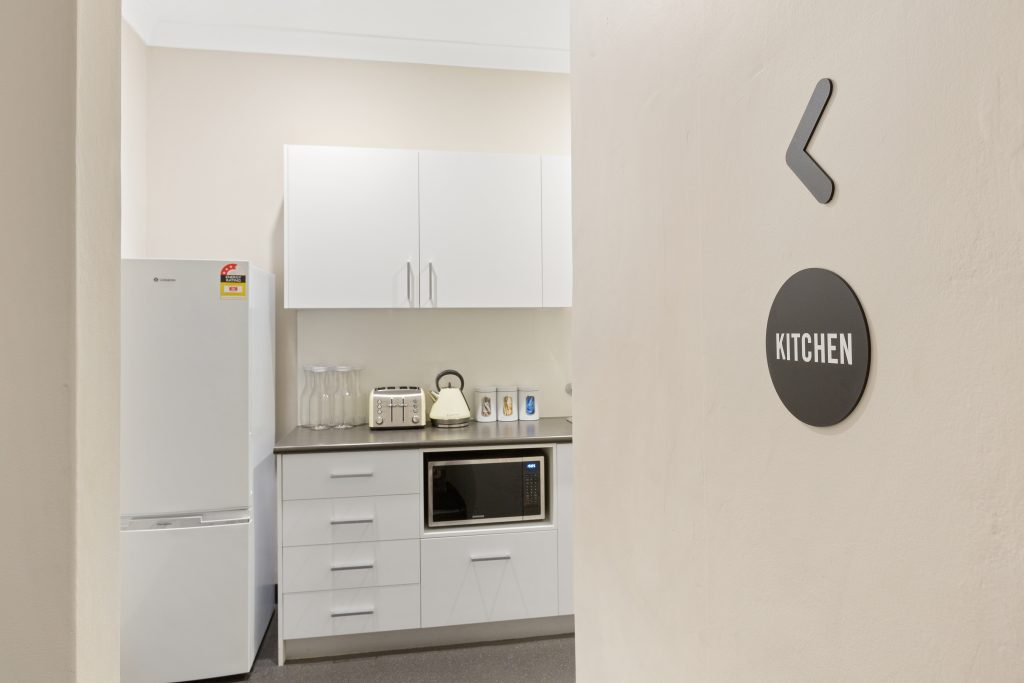 Kitchen Accommodation | Padstow Park Hotel