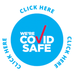 COVID Safe Badge - Padstow Park Hotel